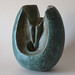 """Sob Suposta Influência da Lua""./""Under Supposed Influence of the Moon"". Bronze, 1998."