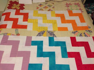 Six more blocks on their way to being done :)