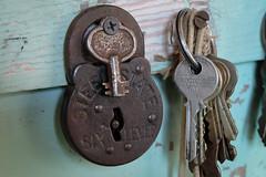 The Keys | Lonaconing Silk Mill | Lonaconing MD