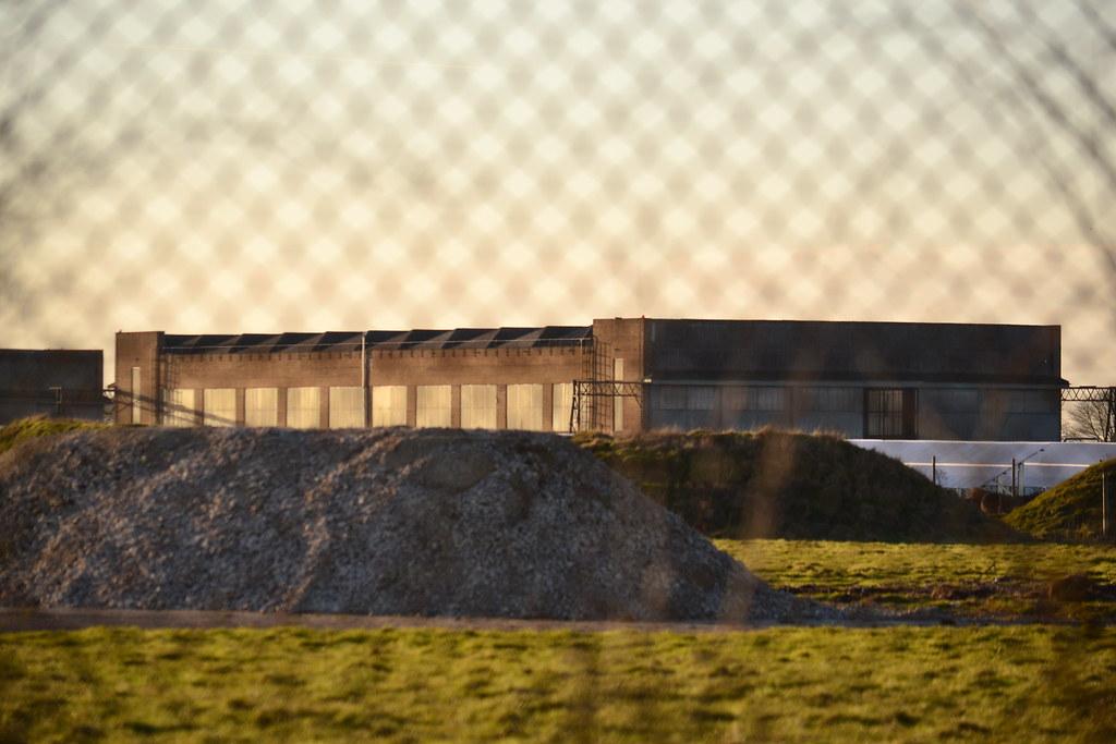 C Type Hangar