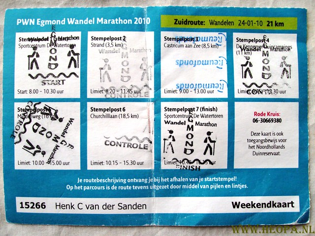 2e dag Egmond 21 Km   (126)