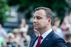 Wizyta Prezydenta RP w Katowicach