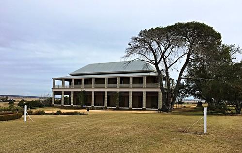 warwick glengallan homestead historic grounds queensland australia