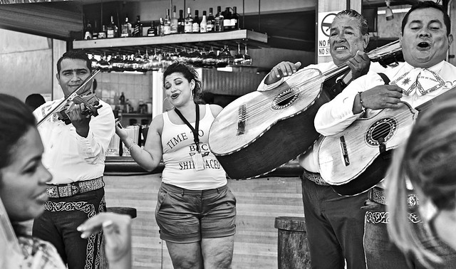 Liquid Courage and the Mariachis