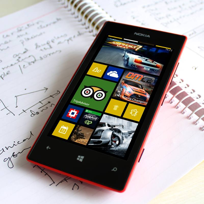 Nokia Lumia 520   June2