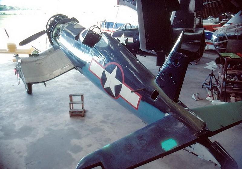 F4U-1 для Corsair (1)