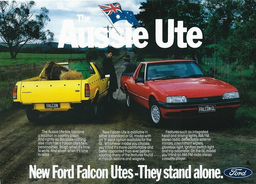 1985 Ford Falcon Ute (Aus) S1 | by IFHP97