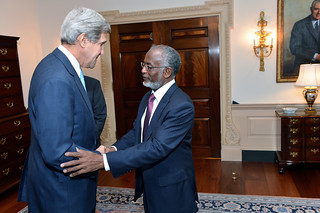 Secretary Kerry Meets With Sudanese Foreign Minister Karti
