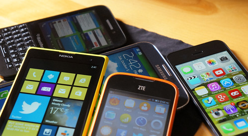 United Nations of smartphone operating systems | by jfingas