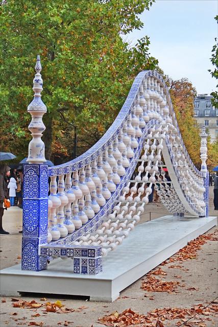 La FIAC hors les murs (Jardin des Tuileries, Paris)