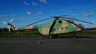 Mil Mi-8T at Berlin Gatow | by J.Comstedt
