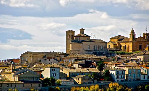 Civitanova Marche - la città alta