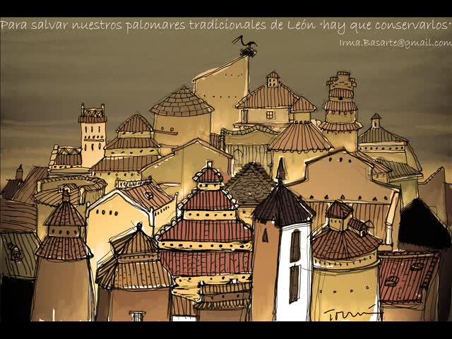 La utopía de los palomares tradicionales de León #Salvemoslospalomares