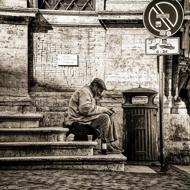 Social distress - Disagio sociale