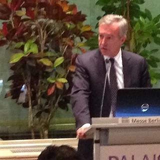 Andreas Andreadis, Präsident von Marketing Greece #itbberlin @itb_berlin @wildepr @travelpr_online | by GAP089