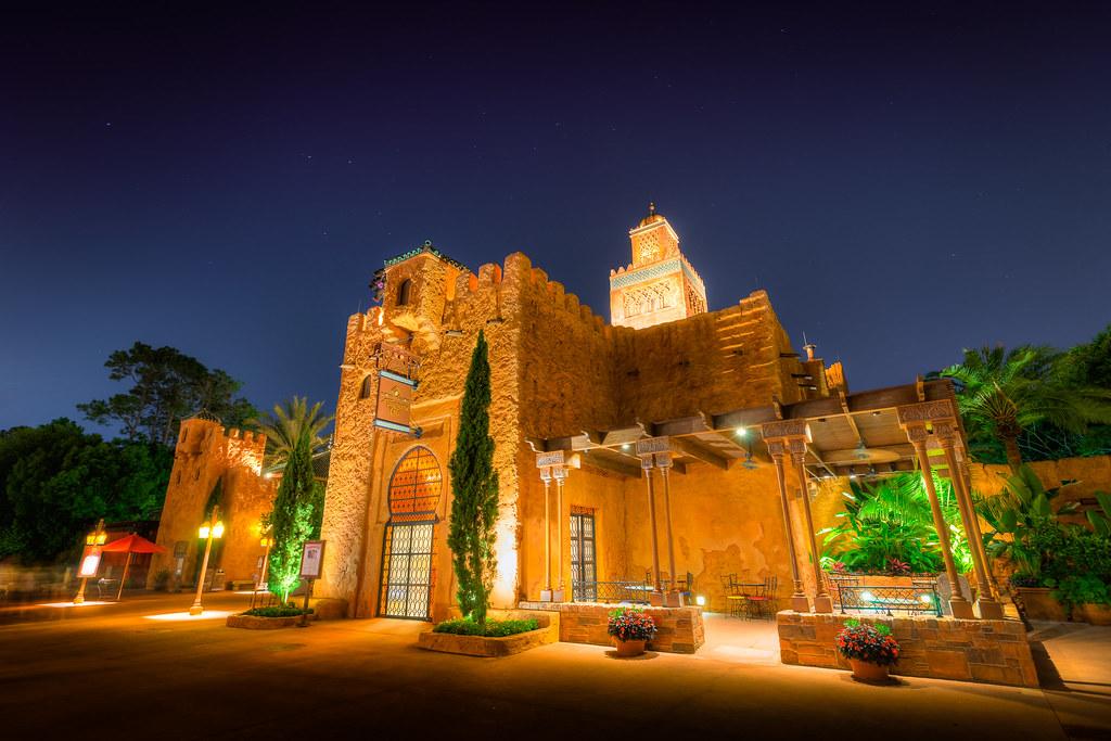 Epcot - Moroccan Nights