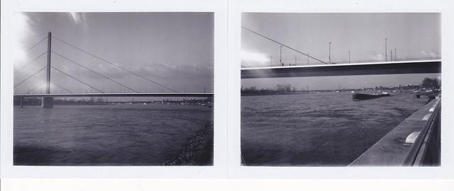 Rheinbrücken - I shot film