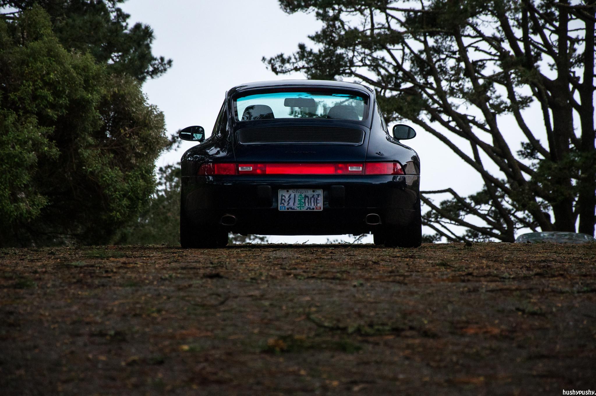 Porche 911/993 Carrera - Foto de hushypushy