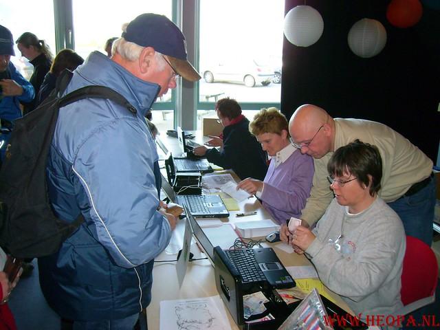 Natuurlijk Flevoland  12-04-2008  40Km