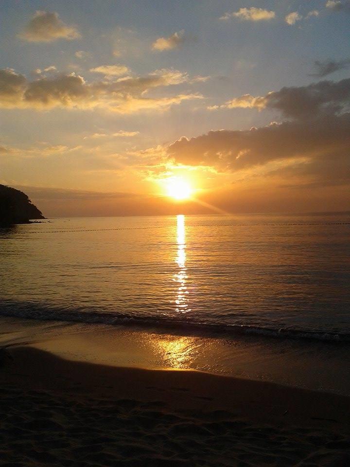 Sunset At Terrazas De Punta Fuego In Nasugbu Batangas Ph