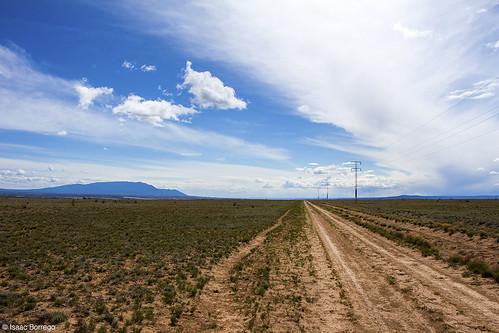 road clouds sky desert mountains route66 santafe newmexico canonrebelt4i unitedstates america usa landofenchantment southwest ontheroad