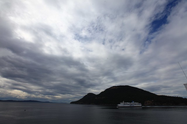 BC Ferries, Victoria - Vancouver, BC. Canada