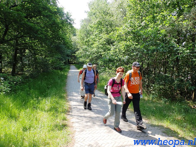 2016-06-04  KIWANIS Paleizen wandeltocht 36 Km  (93)