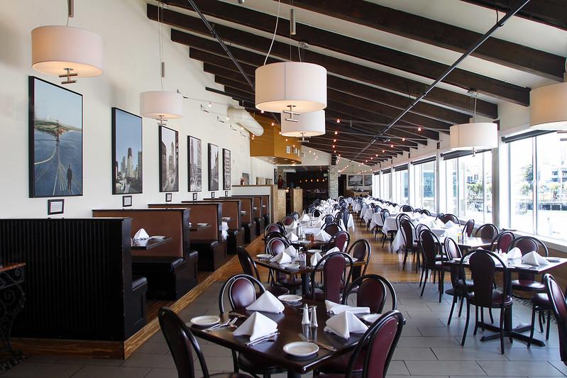 Swiss Louis Main dining room