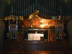 Art Nouveau organ