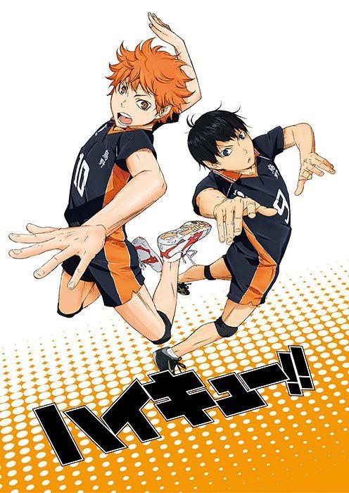 131012(1) - 『白兔玩偶』默契組合攜手打造、2014年4月新動畫《排球少年》製作群&首張海報一同公開!