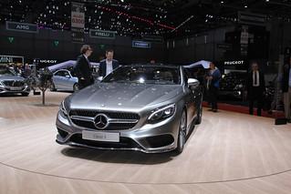 Mercedes-Benz @ Geneva 2014