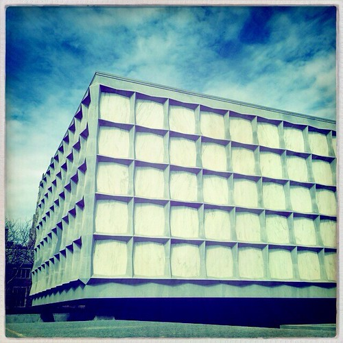 Beinecke Rare Book & Manuscript Library | by knitwick