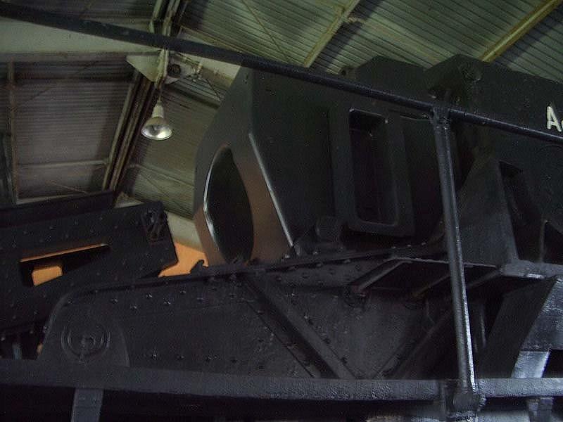 600mm Adam Self-Propelled Mortar 9