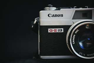 Canonet G-III QL17: Behind the Lens | by davelawrence8