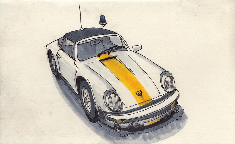 Porsche 911 SC Targa (1976)