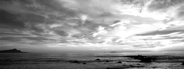 Bahía Todos Santos  (Colección puestas de Sol 10)(Mefeb152006)