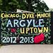 2013 Chicago Dyke March - Argyle