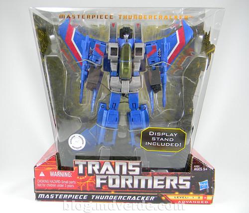 Transformers Thundercracker Masterpiece - caja | by mdverde