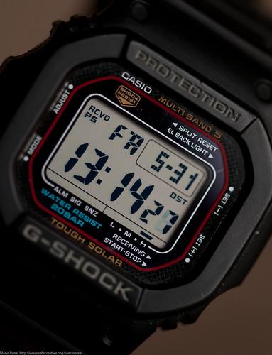 Casio 5600