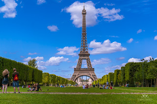 Eiffel Tower, Paris (France) | by Tommie Hansen