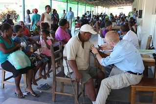 Solomon Islands, Dengue Taskforce | by DFAT photo library