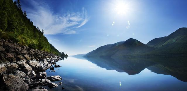 Loch Lochy Panorama