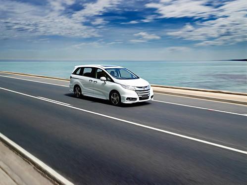 2014 Honda Odyssey - First Drive Photo