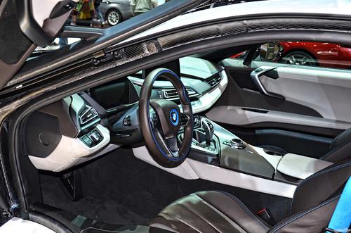 2014 BMW i8 Hybrid Photo
