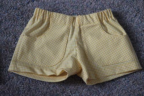 More Basic Shorts