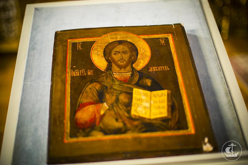 19 марта 2014, Литургия Преждеосвященных Даров / 19 March 2014, Divine Liturgy of the Presanctified Gifts