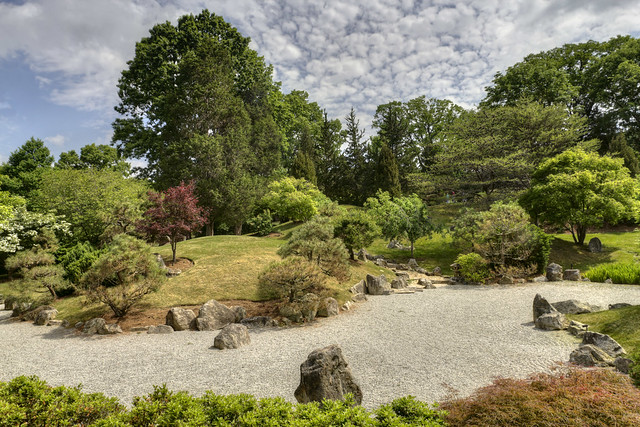 Landscape, Cheekwood Botanical Garden, Nashville, Tennessee 4