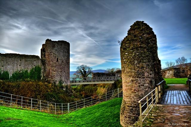 White Castle... Abergavenny