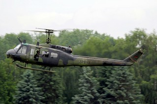 "72-79 at ETHB during ""Tag der Bundeswehr"" | by Nils Berwing - military rotorcraft"