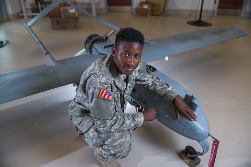 15W Unmanned Aircraft Systems Operator